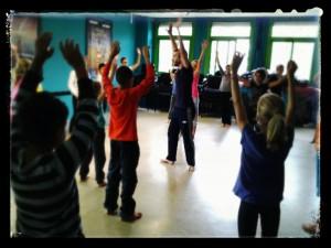 dansepresentation